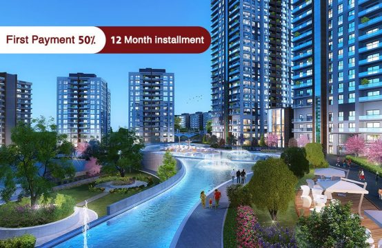 Apartments for sale in the center of Istanbul – PRO 136