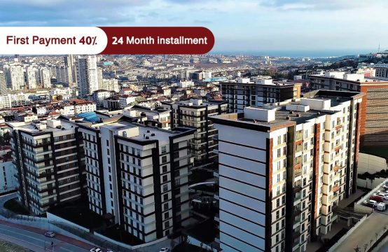 Luxury apartments for sale in Istanbul – Beylikdüzü – PRO 134