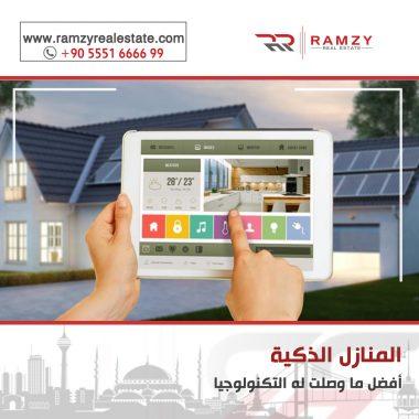 Image for كل ما تريد معرفته عن المنازل الذكية (SMART HOME)