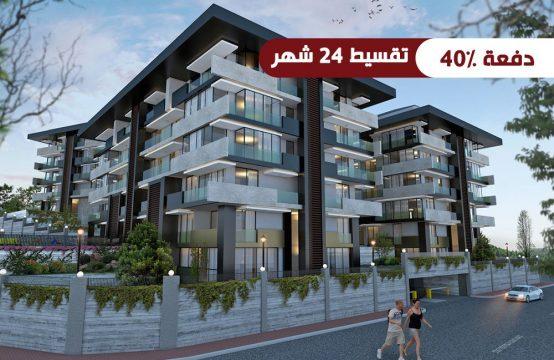 شقق للبيع في إسطنبول الأوروبية &#8211&#x3B; طرابيا PRO 151