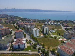 شقق للبيع على البحر في إسطنبول