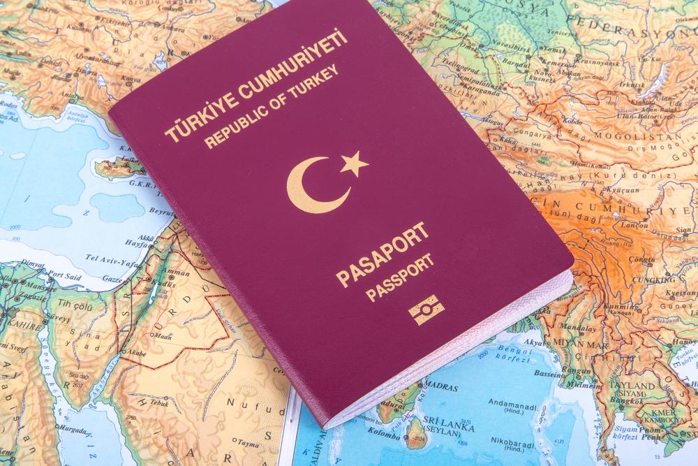 تعرف الى قوة واهمية الجواز التركي