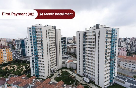 Apartments and flats for sale in Istanbul – Başakşehir PRO 042