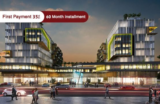 Apartments for sale in Istanbul with Lake View – PRO 154