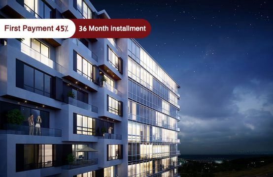 Apartments for sale with Sea View in Istanbul – BEYLİKDÜZÜ – PRO 156