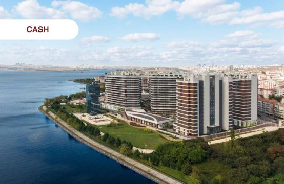 Apartments for sale in Istanbul with Lake View – PRO 157
