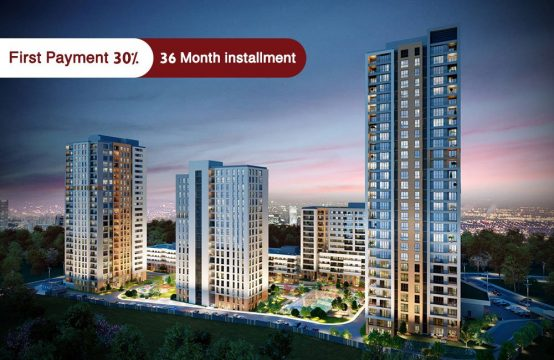 Apartments for sale in Istanbul with Turkey Government Guarantee – Bahçesehir – PRO 061