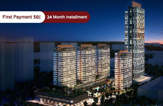 Apartments and flats for sale in Istanbul – Esenyurt – PRO 021