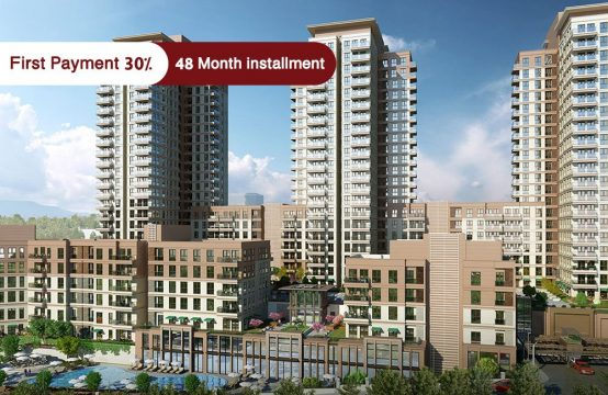 Apartments for sale in Istanbul – Bahçeşehir – PRO 150