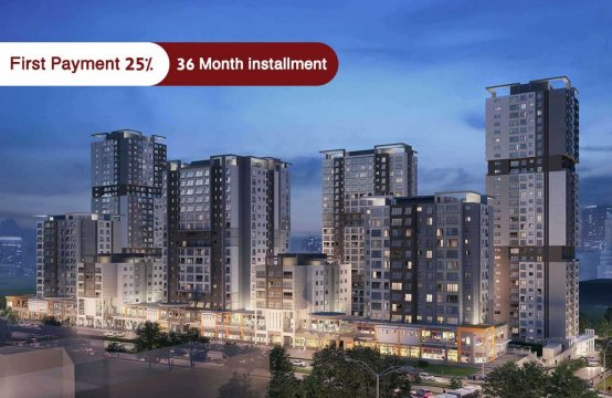 Apartments For Sale in Istanbul With Government Guarantee – Bahçeşehir