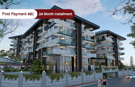 Apartments for sale in Istanbul – Maslak – PRO 151
