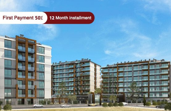 Apartments for sale with Sea View in Istanbul – BÜYÜKÇEKMECE – PRO 153
