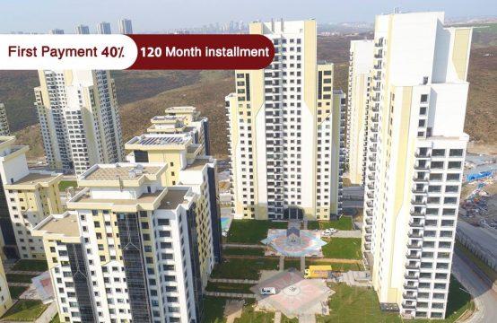 Apartments for sale in Istanbul – Bahçeşehir – PRO 155