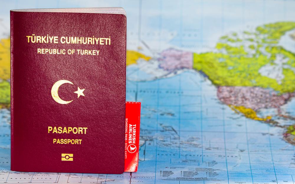 الجواز التركي ومرتبته عالمياً