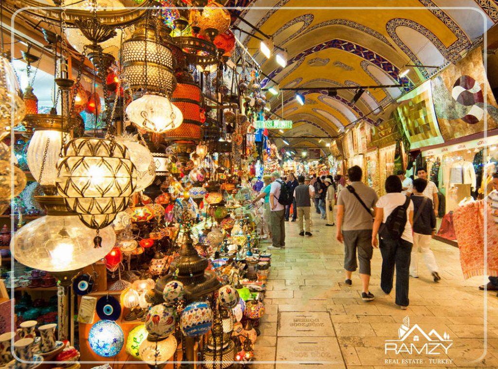 المعالم السياحية والأثرية في مدينة إسطنبول