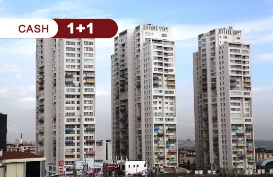 Apartment for sale in Istanbul at a special price 187.500 Turkish lira only    REF 345