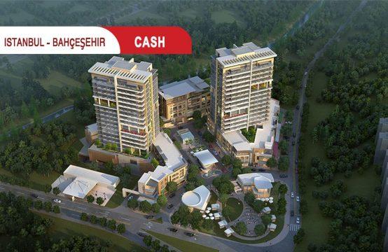 luxury apartments in Istanbul – Bahçeşehir || PRO 161