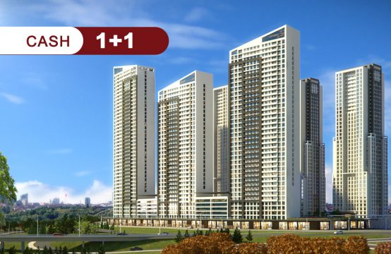Apartment for sale in Istanbul – Esenyurt price of only 215.000 Turkish lira || REF 344