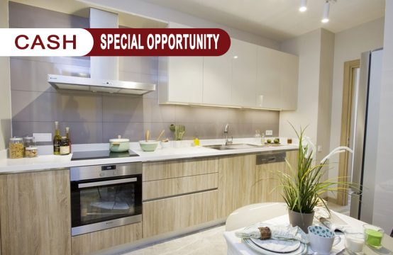 Get a 3+1 apartment for 550.000 TL instead of 777.000 || offer 087