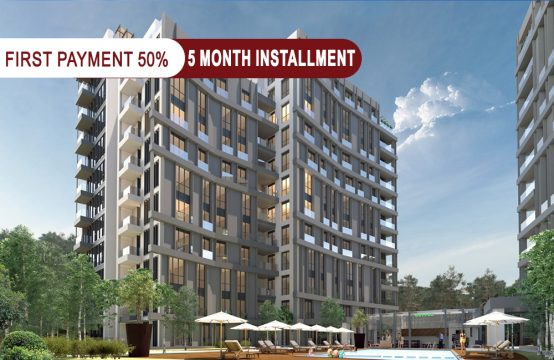 Apartments for sale in the city center &#8211&#x3B; Maslak    PRO 113