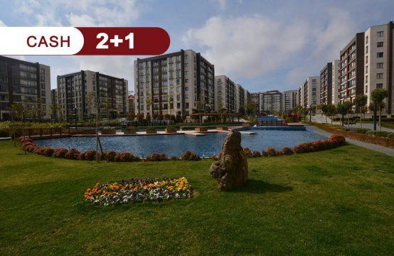 Apartment 2+1 for sale in Istanbul European &#8211&#x3B; Beylikdüzü    REF 342
