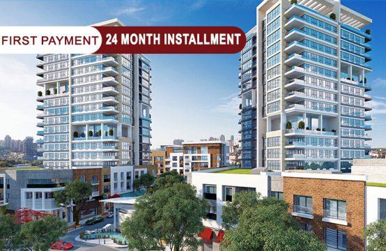 Luxury apartments for sale in Istanbul – Bahçeşehir || PRO 161