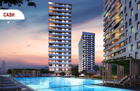 Apartments For Sale in Istanbul Bagcilar, beside the metro station || PRO 111