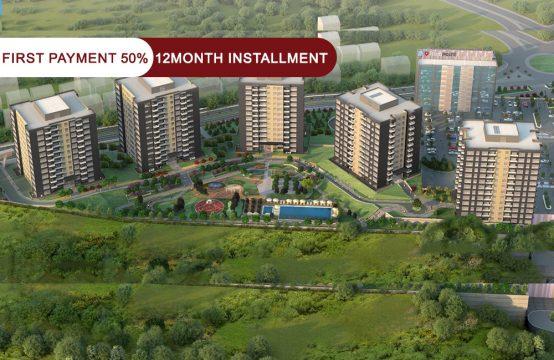 Apartments For Sale in Istanbul &#8211&#x3B; Ghazi Osman Pasha || PRO 158