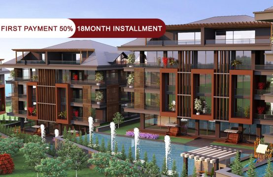 Apartments with sea view for sale in Istanbul – Beylikdüzü PRO 160