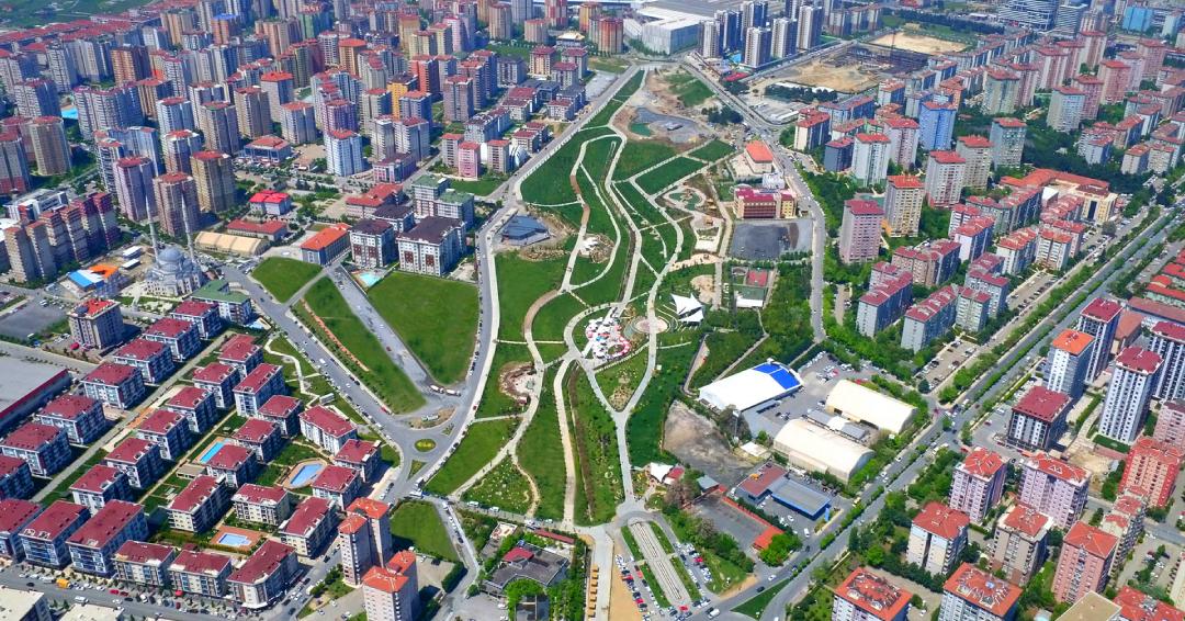 منطقة بيليك دوزو في إسطنبول