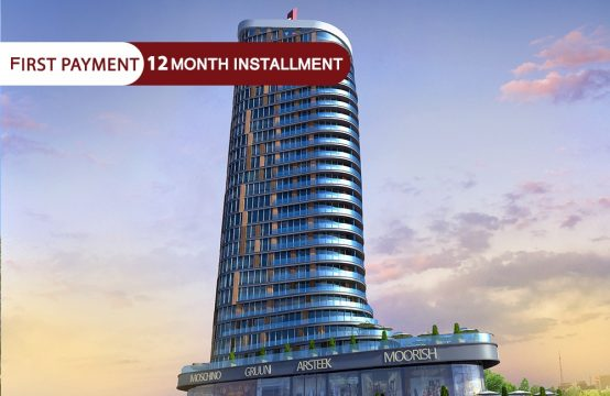 Apartments For Sale in Istanbul &#8211&#x3B; Eesnyurt with investment specifications    PRO 112