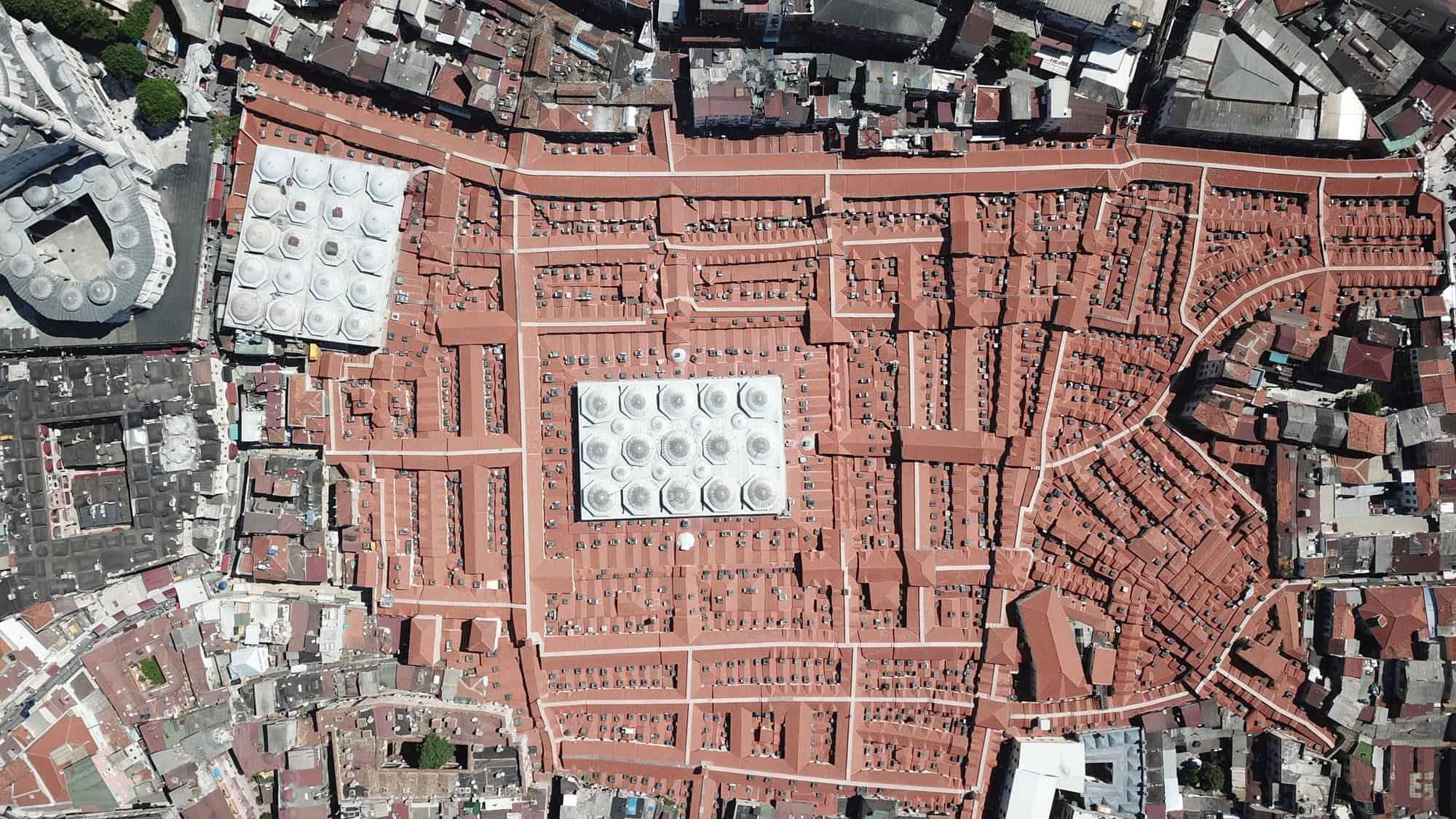 السوق المسقوف في إسطنبول