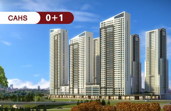 Apartment 0+1 for sale in Istanbul – Esenyurt price of 150.000 Turkish lira || REF 350