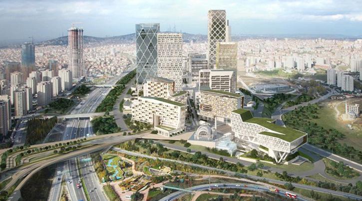 مركز إسطنبول للمال