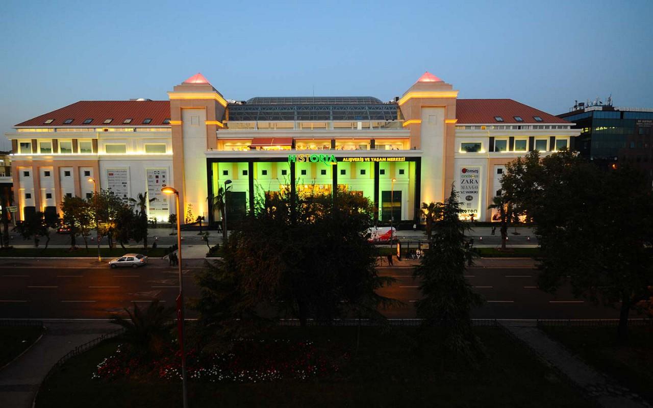هستوريا مول historia mall