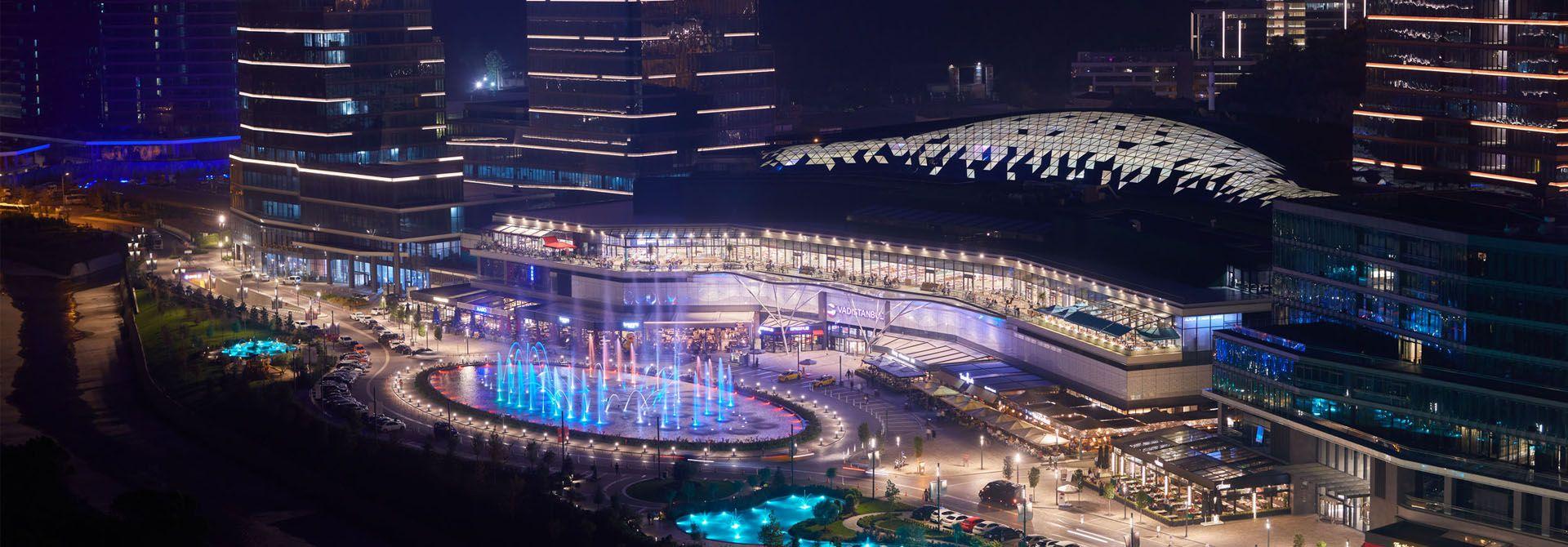 المعمارية المتطورة في تركيا