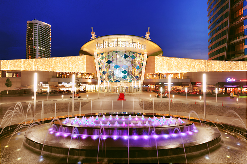 مول اوف إسطنبول mall of Istanbul