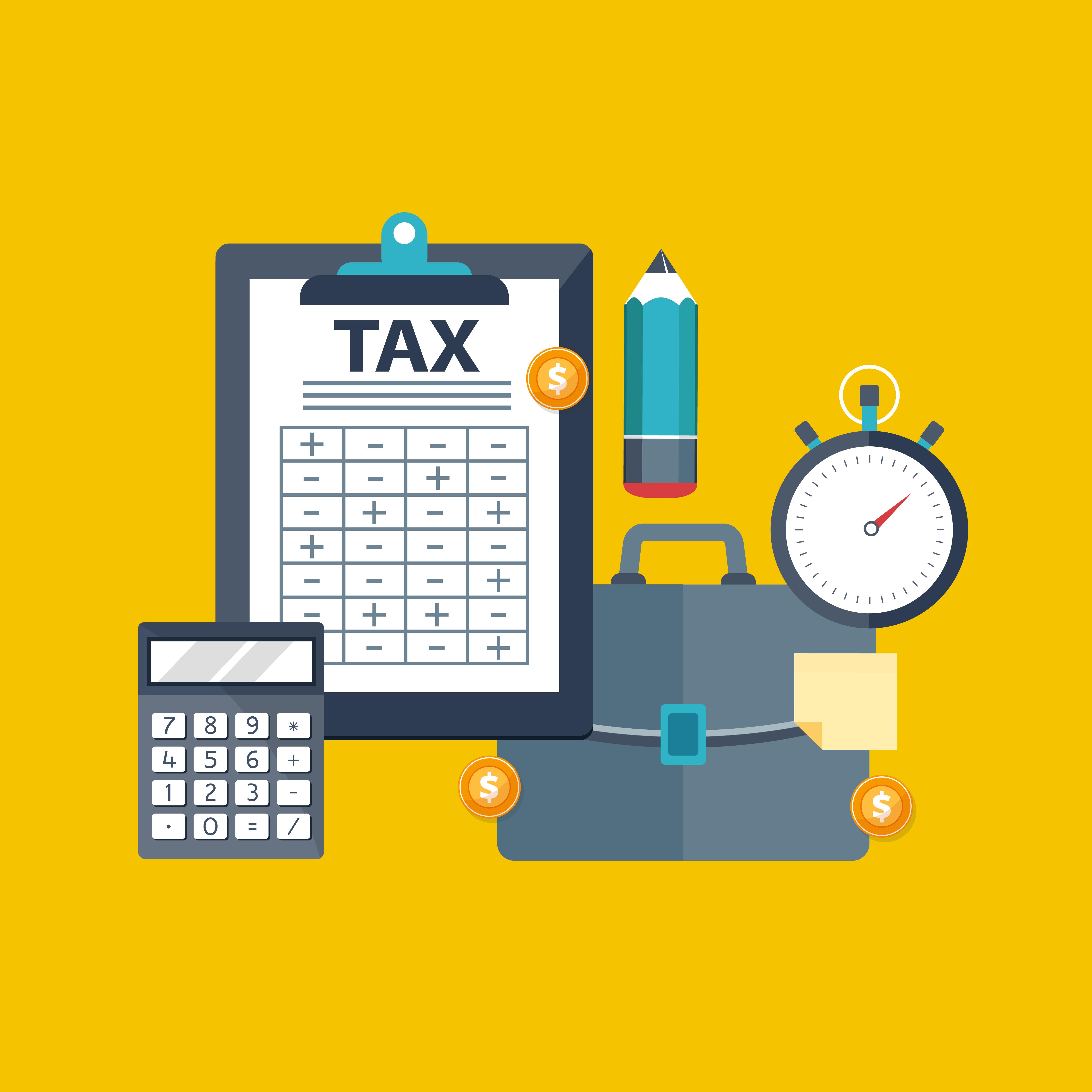 الضرائب المخفضة للأجانب