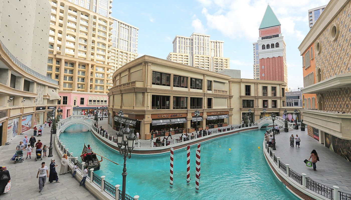 فينيسيا مول Venezia mall Mega Outlet