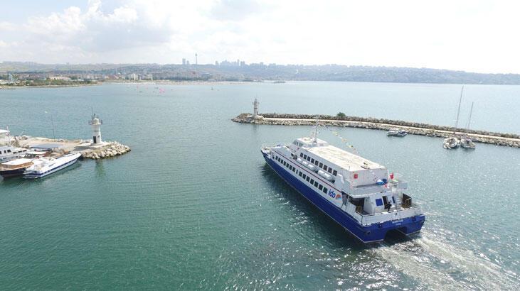 المواصلات البحرية في إسطنبول