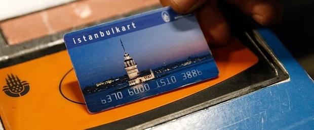 إسطنبول كارت - istanbul kart