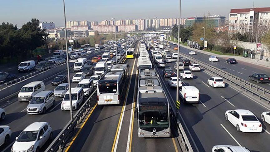 المترو بوس في اسطنبول