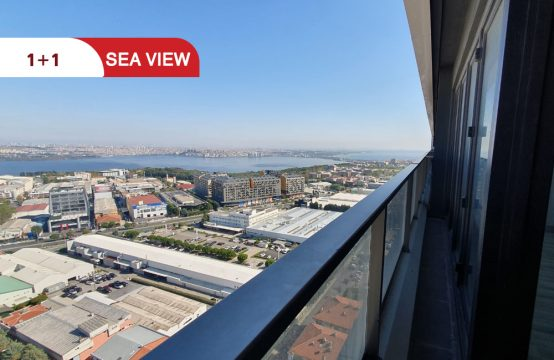 Apartment for sale in Istanbul Avcilar with wonderful sea view || REF 380