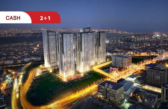 2+1 apartment for sale in European Istanbul at a price of 280.000 TL only || REF 713