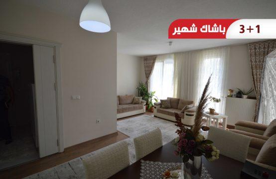 شقة 3+1 للبيع في باشاك شهير ضمن ارقى المشاريع السكنية || REF 373