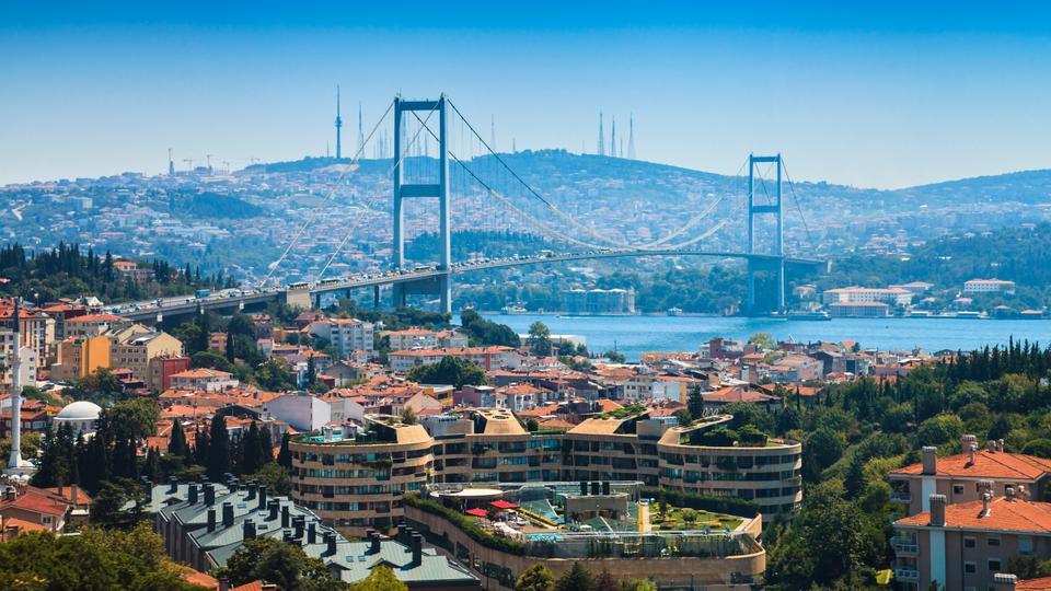 الطرق السريعة في إسطنبول
