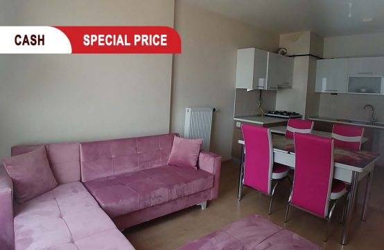 Apartment for sale in European Istanbul at a special price || REF 388