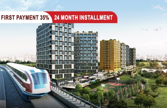 Investment opportunities in Turkey – apartments for sale in Istanbul || PRO 177