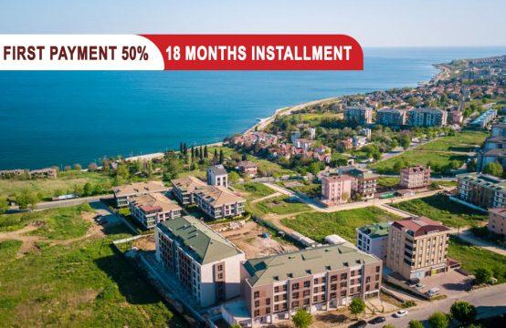 Sea view apartments for sale in Istanbul – Büyükçekmece || PRO 186