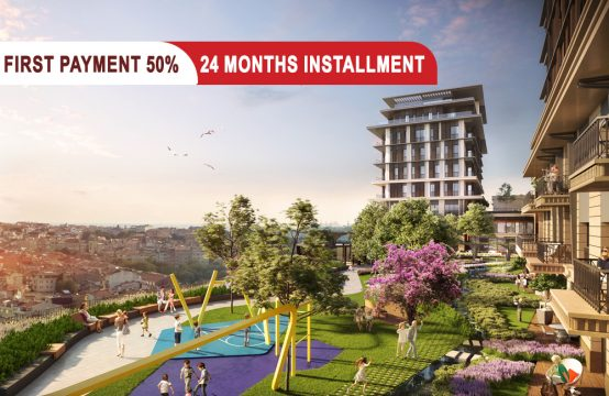 Apartments for sale in Asian Istanbul – Üsküdar || PRO 187